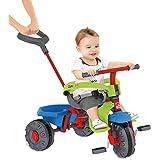 Triciclo Smart Plus Bandeirante Azul 183 x 63
