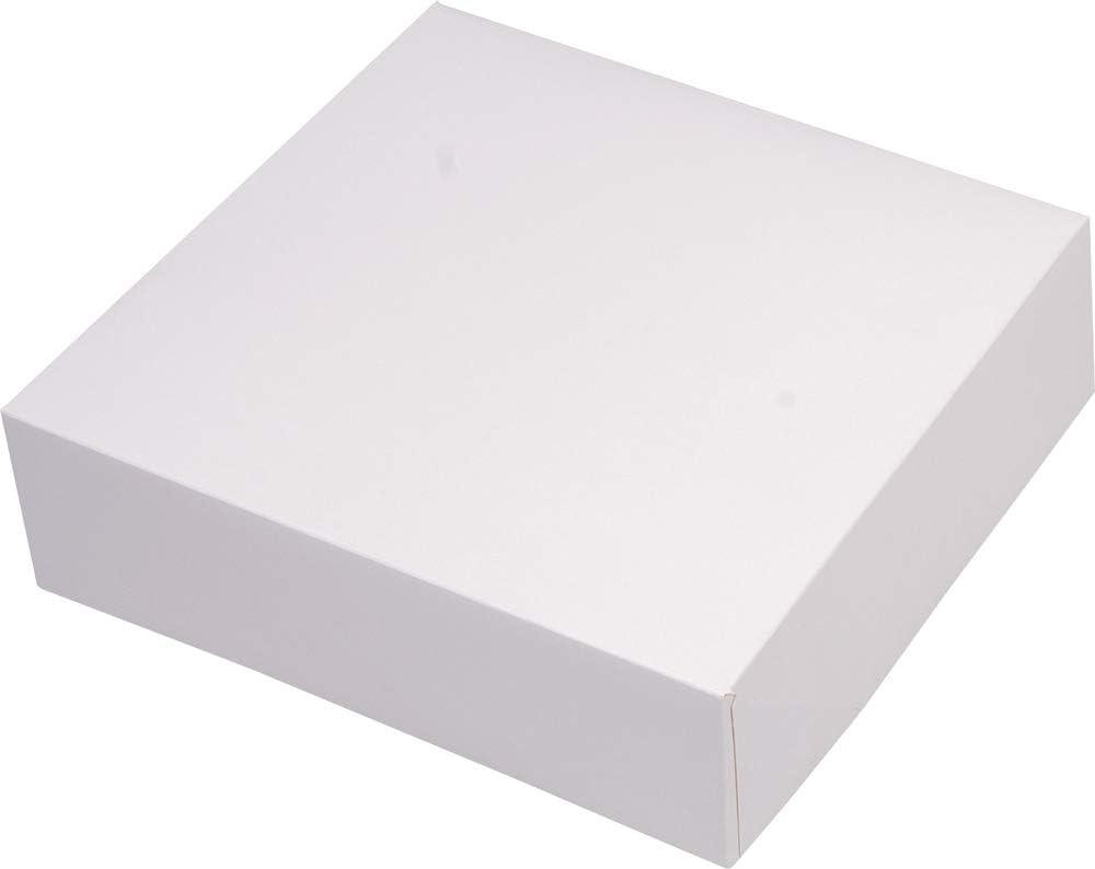 Firplast 100012 - Caja de cartón, 25 x 8 cm: Amazon.es: Hogar