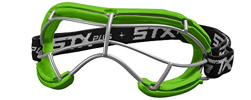 STX 4 Sight Plus Women's Adult Lacrosse Goggle, Green