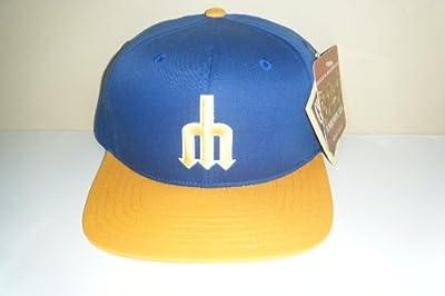 Seattle Mariners NEW Vintage Snapback Hat