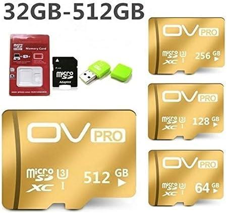 Ov Pro Micro Sd Card 3 Xc I 512 Gb High Speed Sd Card Elektronik
