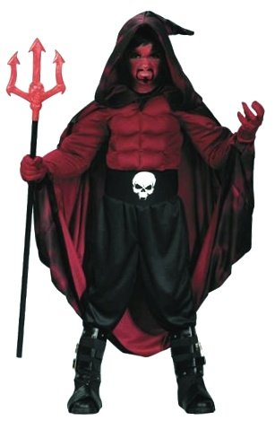 Boys Lord Lucifer Costume