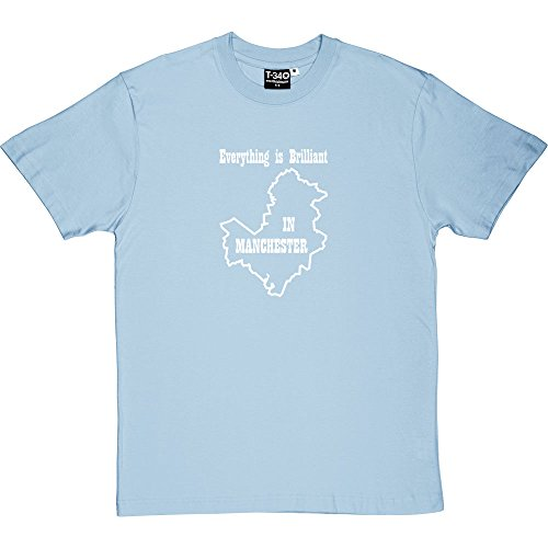 T34 - Camiseta Sky Blue Men's T-Shirt