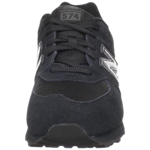 New Balance - Zapatillas de running para niño Negro (True Black)