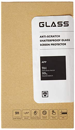 [2-Pack] Galaxy S9 Plus Screen Protector,Cafetec Tempered Glass Screen Protector with [9H Hardness][Easy Bubble-Free Installation][Anti-Fingerprint] Compatible with Samsung Galaxy S9 Plus.