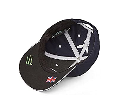Mercedes AMG F1 Lewis Hamilton Silverstone Limited British GP Cap Official  2018  Amazon.co.uk  Sports   Outdoors 14bd83033c58