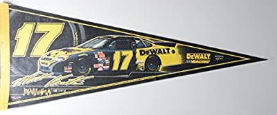 NASCAR Matt Kenseth #17 Dewalt Standard size pennant, made by Wincraft sports