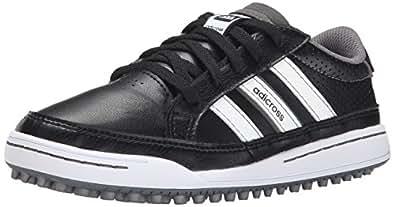 adidas Unisex-Child Girls jr. Adicross IV - K Jr. Adicross Iv - K Black Size: 2.5 M