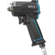 HAZET 9012M 1100 N m X-Short Maximum Loosening Torque Jumbo Hammer Striking Mechanism Impact Wrench - Multi-Colour by Hazet