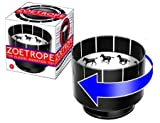 Eye Think Zoetrope Animation Toy: Classic Victorian Motion Illusion Toy Replica