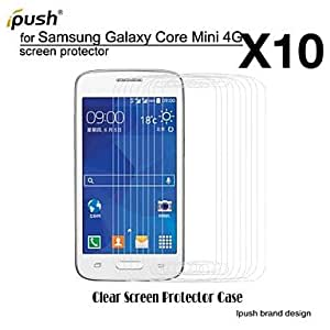Samsung Galaxy Core Mini 4G G3568V compatible High Definition Screen Protector