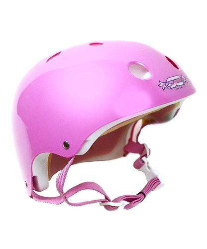 Pink Rage Action Sport Helmet
