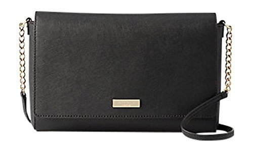 Kate Spade New York Tilden Place Alek Black Leather Crossbody handbag by Kate Spade New York