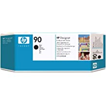 HP 90 Black Printhead and Cleaner -Black -Inkjet -1 Each