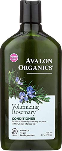 Avalon Organics Volumizing Conditioner - Rosemary - 11 oz (Avalon Rosemary Volumizing Shampoo From Avalon Organics)