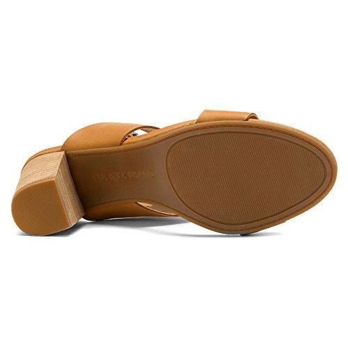 Lucky Brand Jodalee Pelle Sandalo