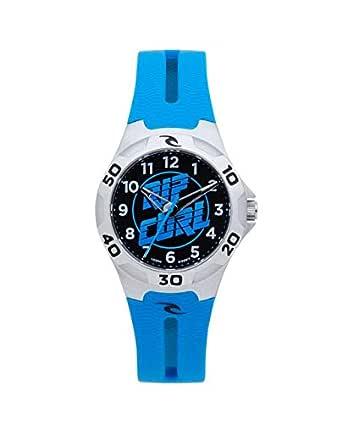 RIP CURL Boys's A270534051SZ Year-Round Analog Quartz Blue Watch