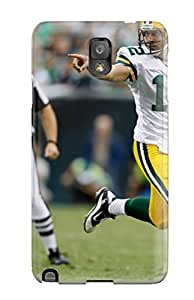 Anti-scratch Case Cover Protective Aaron Rogers Pictures Case For Galaxy Note 3