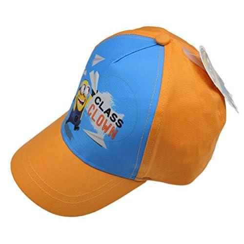 reputable site 58548 d1121 En venta Con licencia oficial de Minion de Gru de grú de béisbol tapa para  infantil ...