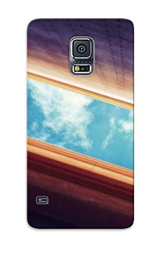 Appearance Snap-on Case Designed For Galaxy S5- Skylight (best Gifts For Lovers)