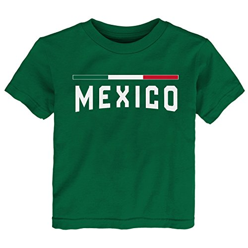 World Cup Soccer Mexico Toddlers