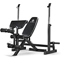 Marcy MWB-838 2-Piece Deluxe Olympic Weight Bench