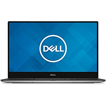 "Dell XPS9360-7710SLV-PUS 13.3"" Laptop, (7th Gen Core i7 (up to 3.8 GHz), 8GB, 256GB SSD, Intel Iris Plus Graphics, Silver"
