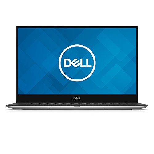 Dell XPS9360-7710SLV-PUS 13.3″ Laptop, (7th Gen Core i7 (up to 3.8 GHz), 8GB, 256GB SSD, Intel Iris Plus Graphics, Silver