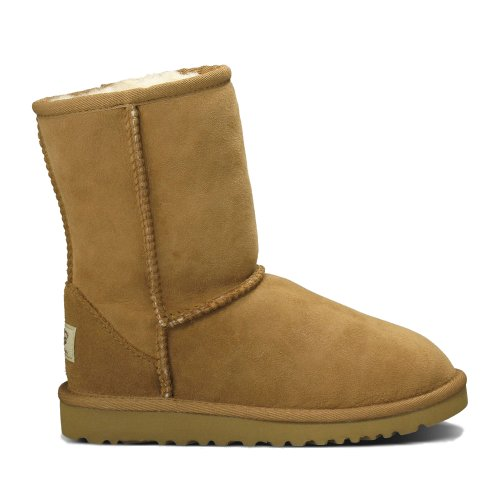 ugg boots classic short chestnut - 9