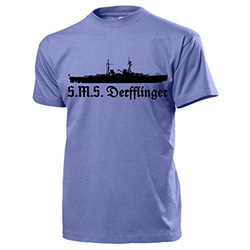 (MS Derfflinger Great Cruiser Battlecruiser Imperial Navy Moltke Class Ship)