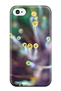 For Iphone 4/4s Protector Case Flower Phone Cover