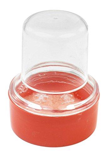 Uxcell Plastic Cylinder Office Cap Seal Stamper