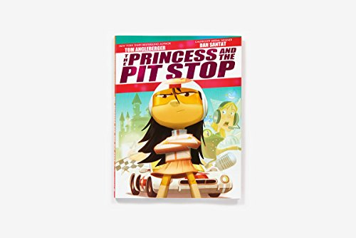 The Princess and the Pit Stop by Harry N. Abrams (Image #1)