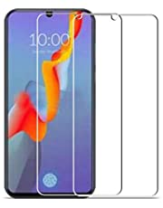 EWorld For Huawei P30 PRO Screen Protector, 9H Hardness Premium Tempered Shatterproof Glass Screen Protector Film with Easy Bubble-Free Installation