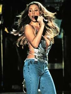 Amazon.com: Mariah Carey 24X36 Poster SDG #SDG160589 ...