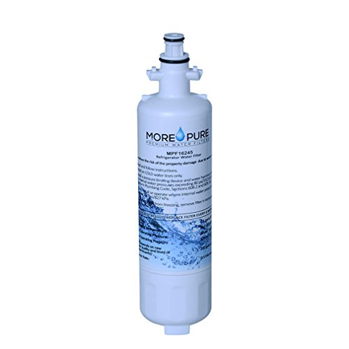 MORE Pure MPF16245 Refrigerator Water Filter Compatible with LG LT700P, Kenmore Elite 46-9690 by MORE Pure Filters (Image #2)