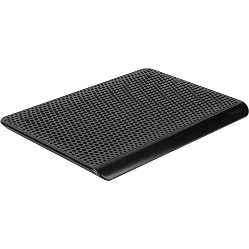 Targus Dual Fan Laptop Cooling Chill Mat with USB Connection for Laptops up to 16 Inches (Targus Notebook Portable Lap Desk)