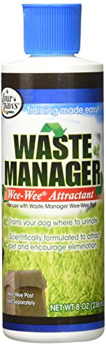 Four Paws Waste Manager Dog Attractant, 8 oz