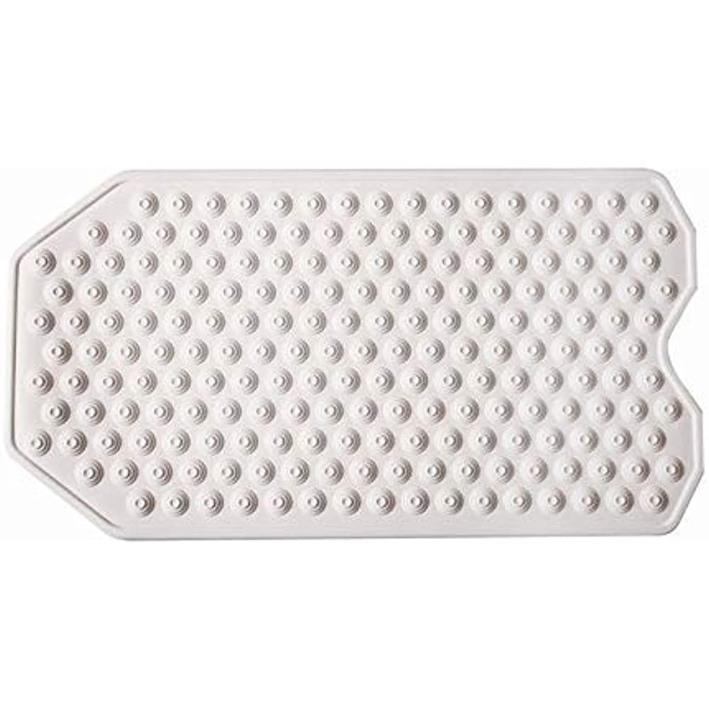 Made In Italy Bath Mat For Refinished Bathtubs No Suction Cup Bath Mat