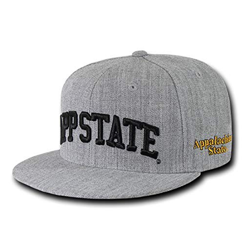 NCAA Game Day Fitted Cap College Caps - Appalachian State Univ, 7