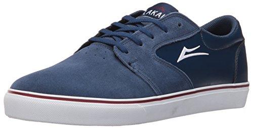 Lakai Herren Fura-M Skateboard Schuh Navy Wildleder