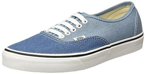 Varevogne Autentiske Herre Skateboarding-sko Vn-0a38em Blå / Sand Hvid To Tone VJqXE