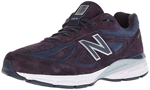 New Balance M990EP4 Mens (Made in The USA Collection) in Purple/Blue, 8
