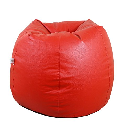 Orka XXL Bean Bag Cover – Red