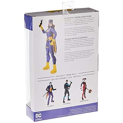 DC Collectibles DC Essentials: Batgirl Action Figure: Toys & Games