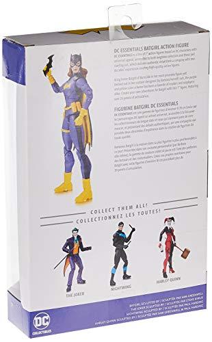 416l7IkAiUL DC Collectibles DC Essentials: Batgirl Action Figure