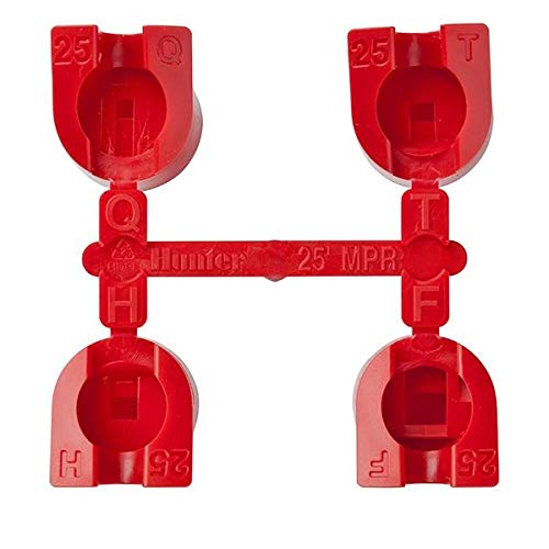 ''Hunter'' - MPR25-25 ft. Red Rotor Nozzles Q, T, H, F