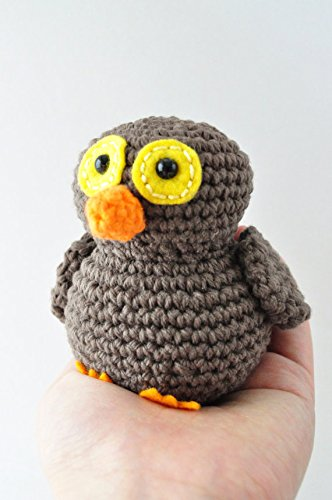 DIY Beginner Crochet Kit (Owl) by The Pudgy Rabbit (Image #2)