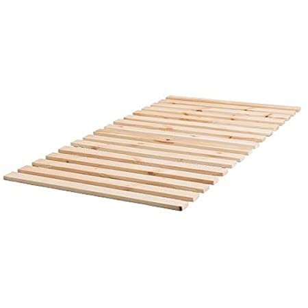 Ikea Sultan Lade Slatted Bed Base For Twin Size Beds Amazon Co Uk