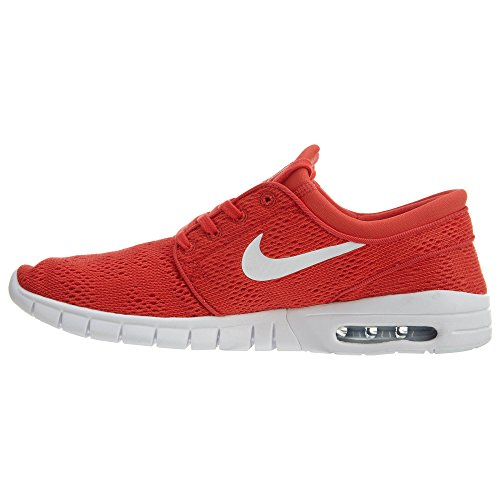 Shoes Max Track Stefan Nike White SB Red Men's Janoski fqXUAaw